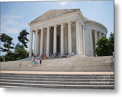 Thomas Jefferson Memorial Metal Print