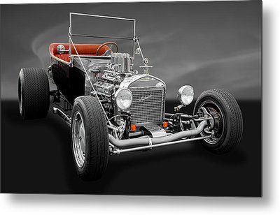 1923 Ford T-bucket Metal Print by Frank J Benz