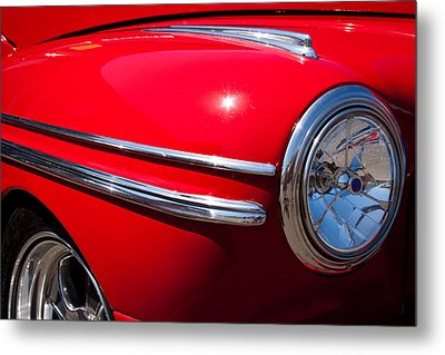 1946 Ford Mercury Eight Metal Print by David Patterson