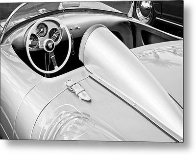 1955 Porsche Spyder Metal Print by Jill Reger