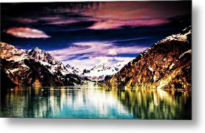 Alaska Metal Print by Bill Howard