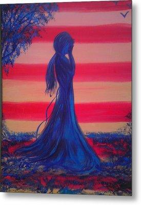 American Dreams......... Metal Print