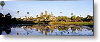 Angkor Wat, Cambodia Metal Print by Panoramic Images