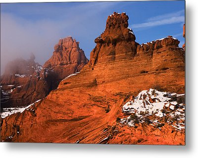 Arches National Park Metal Print by Utah Images
