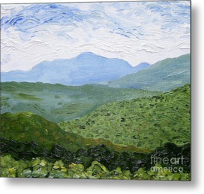 Catskill Mountains Metal Print by Kevin Croitz