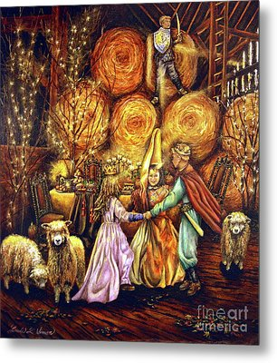 Children's Enchantment Metal Print
