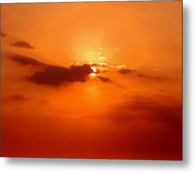 Cloudscape Metal Print by Athala Carole Bruckner