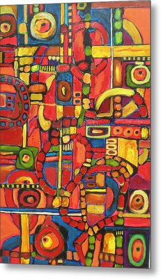 Coloroso # 7--sold Metal Print