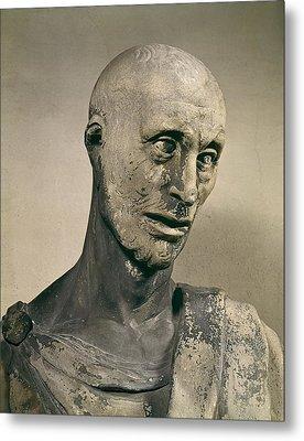 Donatello, Donato De Betto Bardi Metal Print