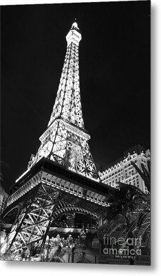 Eiffel Tower Metal Print by Kevin Ashley