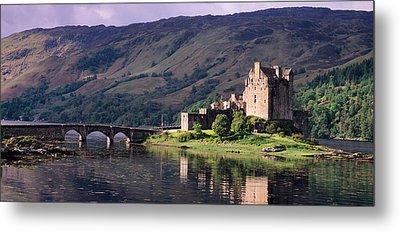 Eilean Donan Castle, Dornie Metal Print by Panoramic Images