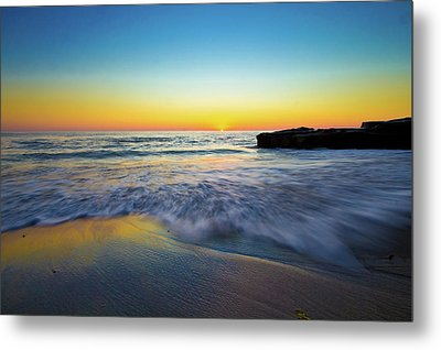 Metal Print featuring the photograph Expanse 3 by Ryan Weddle