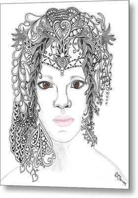 Fairy 2 Metal Print