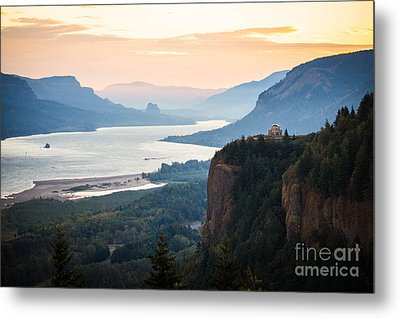 First Light Metal Print by Patricia Babbitt