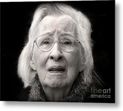 Five Minutes In A Long Life Metal Print