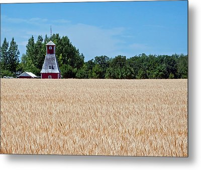 Metal Print featuring the photograph Fox Tower by Keith Armstrong