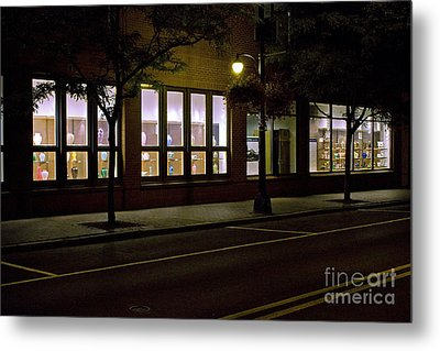Frederick Carter Storefront 2 Metal Print by Tom Doud