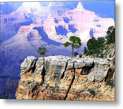 Grand Canyon 1 Metal Print by Will Borden