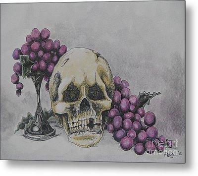 Harold And The Vine Metal Print
