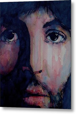 Hey Jude Metal Print by Paul Lovering