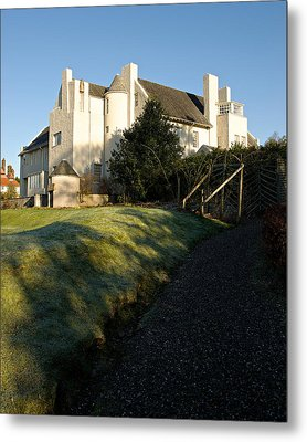 Hill House Metal Print by Stephen Taylor