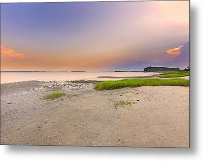 Hilton Head Island Metal Print by Peter Lakomy
