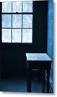 Homestead Kitchen Metal Print by Bonnie Bruno