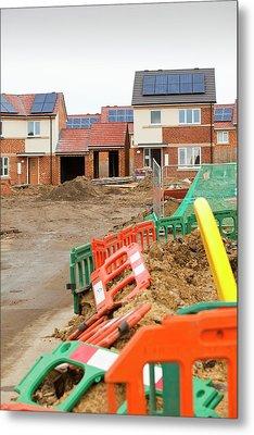 Hutton Rise Housing Development Metal Print by Ashley Cooper