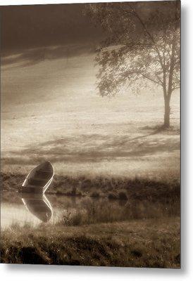 In Quiet Solitude Metal Print by Tom Mc Nemar