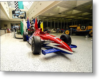 Indianapolis 500 Metal Print by Chris Smith