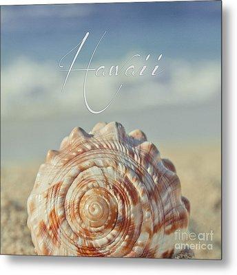 Kapukaulua Aia I Laila Ke Aloha Island Dreams Metal Print by Sharon Mau