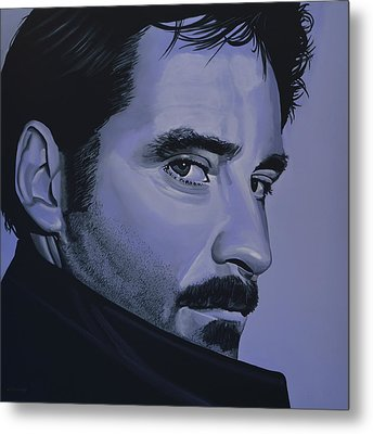 Kevin Kline Metal Print by Paul Meijering