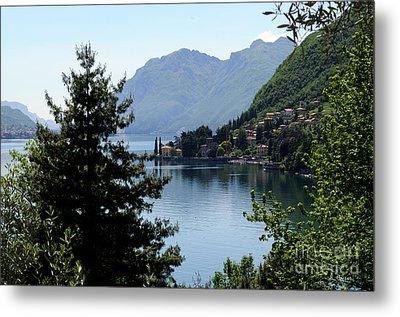 Lake Como Italy  Metal Print