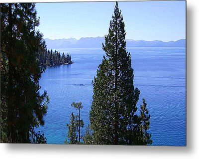 Lake Tahoe 4 Metal Print by J D Owen