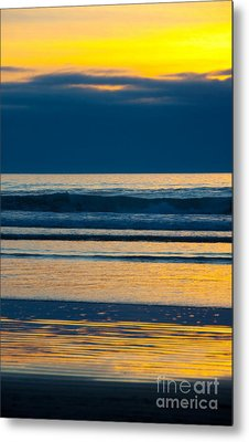 Layers Metal Print by Dana Kern