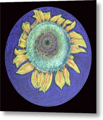 Let The Sun Shine In Metal Print by Patricia Januszkiewicz