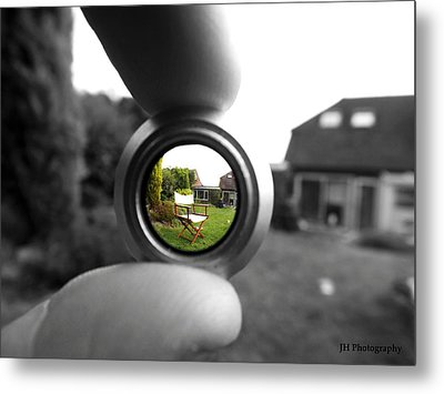 Life Through The Lens Metal Print by Jay Harrison