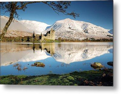 Loch Awe Metal Print by Grant Glendinning