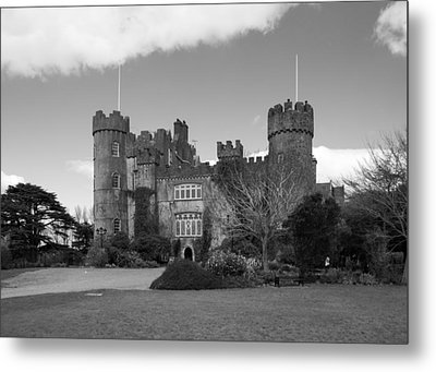 Malahide Castle Metal Print by Martina Fagan