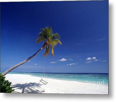 Maldives 06 Metal Print by Giorgio Darrigo