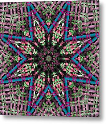 Mandala 31 Metal Print