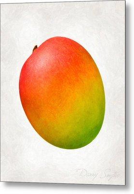 Mango  Metal Print by Danny Smythe