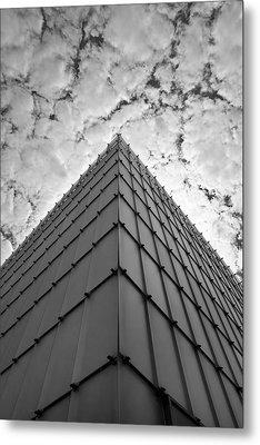 Modern Architecture Metal Print by Chevy Fleet