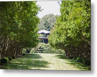 Norfolk Botanical Garden 1 Metal Print