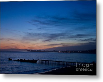North Monterey Bay Metal Print