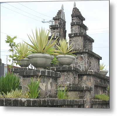 Metal Print featuring the photograph Nusa Dua by Cyril Maza