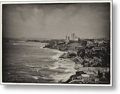 Old San Juan Metal Print by Dado Molina
