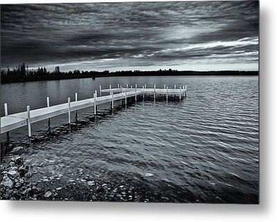 Metal Print featuring the photograph Overcast by Greg Jackson