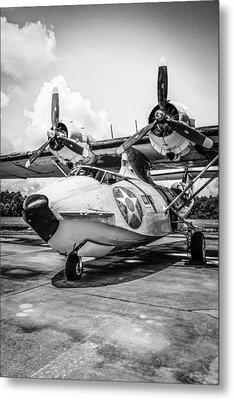 Pby5a Metal Print by Chris Smith