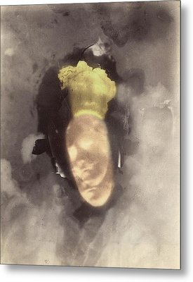 Photograph Of A Thought, C. 1894 Metal Print by Science Source